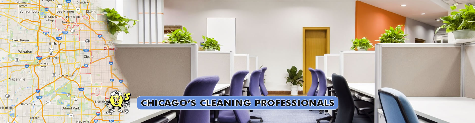 Chicago's Cleaning Professionals